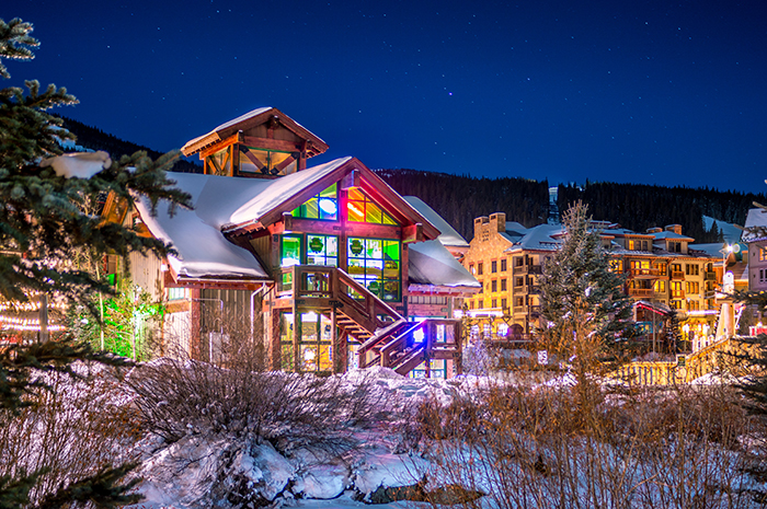Copper Mountain Pub