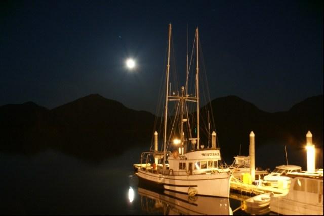 Alaska Fishing Boat