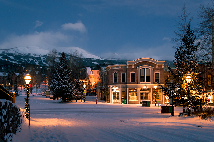 Breckenridge Early Morning