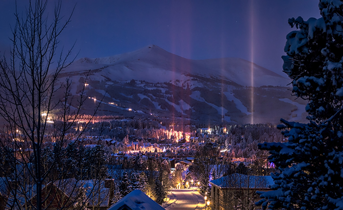 Breckenridge Phenomenon