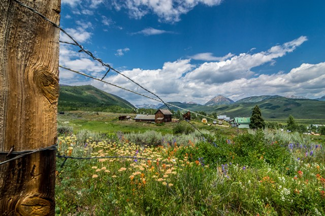 Crested Butte Farm House