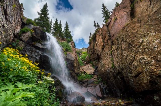 Upper Booth Falls