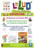 Expo Lalud' illustrations de jeux