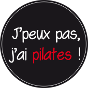 MJC Ancely Badge activité Pilates