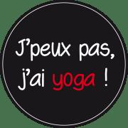 MJC Ancely Badge Activité Yoga Yangar