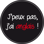 MJC Ancely Badge cours d'anglais