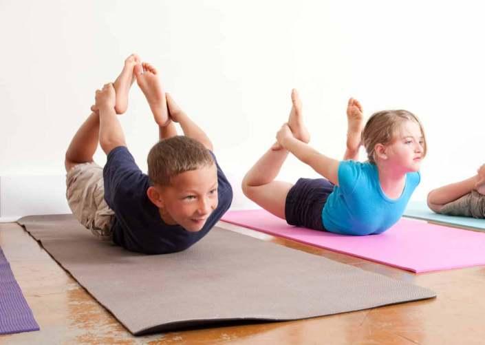 MJC Ancely Activité Pilates Enfants