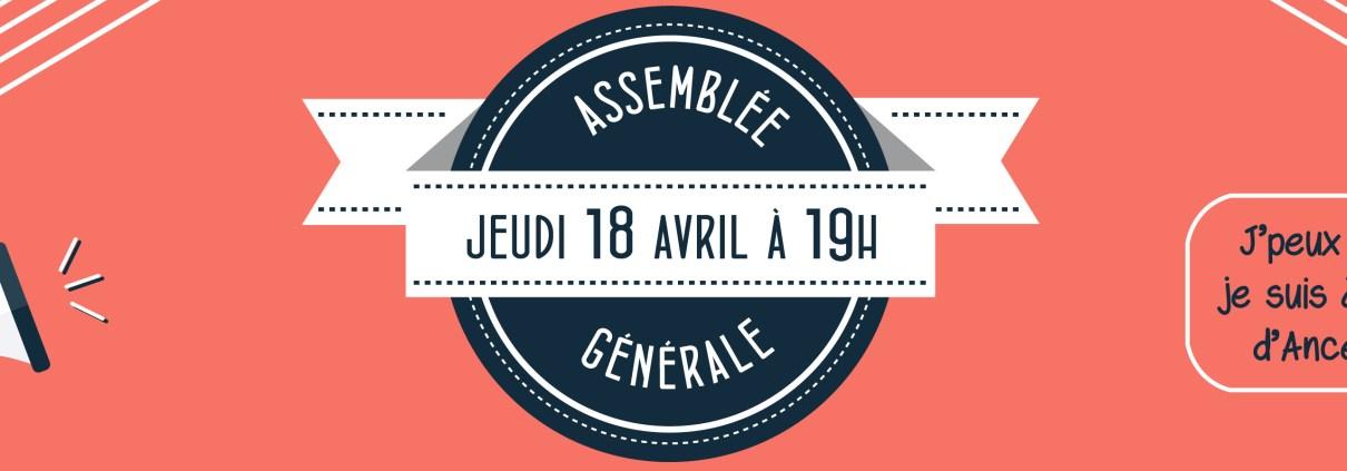 Assemblée générale MJC Ancely 2019