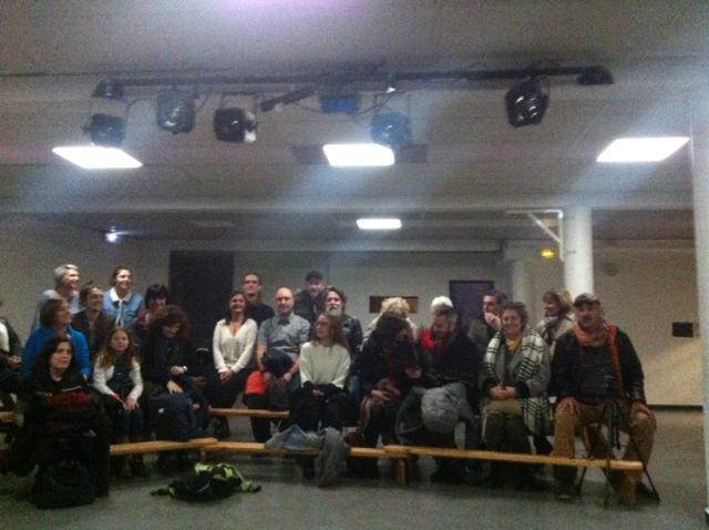 Festival théâtre d'hivers