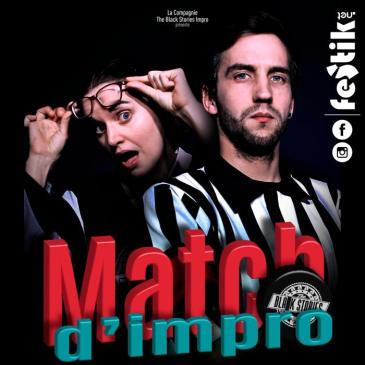 Ouverture Saison d'Impro – Match d'Impro – Samedi 19 septembre