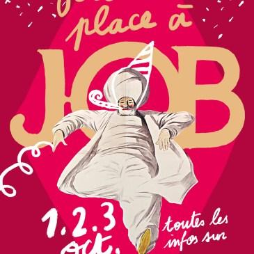 APPEL A BENEVOLES – Fête de la place à Job – 1, 2 et 3 octobre