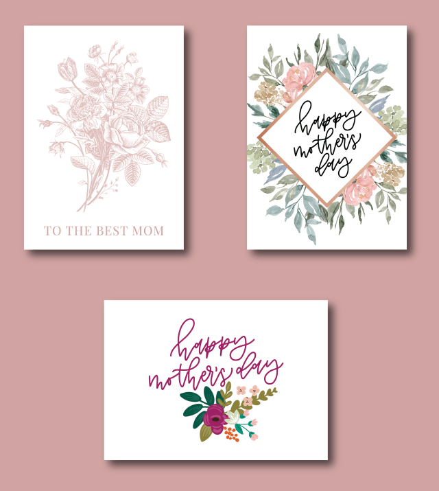 Free Free svg cut files mothers day cards cutting files. Mother S Day Freebies Printables Svg Cricut Files Mj Creative Co SVG, PNG, EPS, DXF File