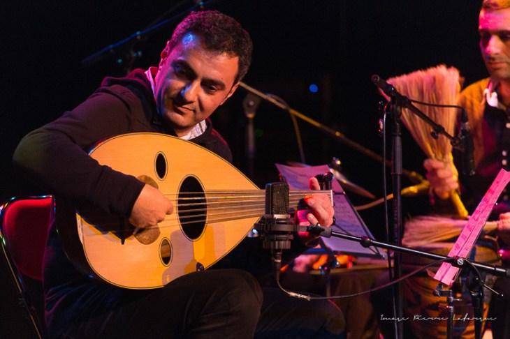 Ziad El Amadie - Concert Elie Maalouf
