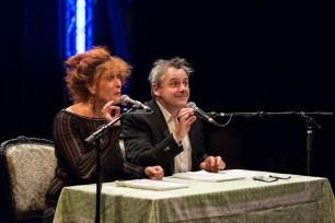 Soirée Cabaret - Hélène Ribeyrolles et Mathieu Desfemmes
