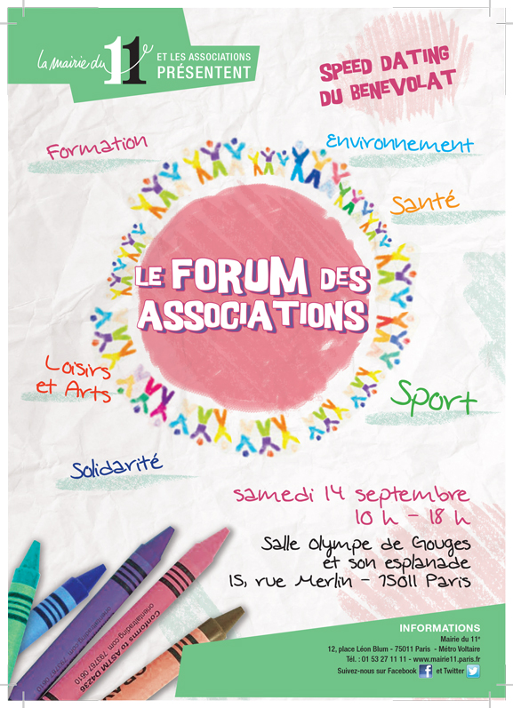 Forum des association 2013