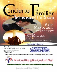 familiarconcirmay2017wete