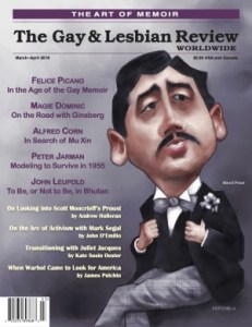 Gay and Lesbian Review Cover