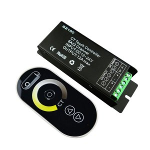 1224V 8A 2Channels CT LED Touch Controller | mjjcled