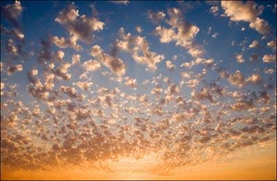 照片:让人惊叹不已的奇特云层天象 优秀摄影图片 美景旅游博客