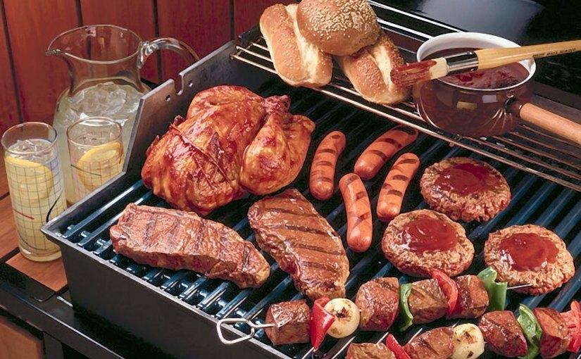 Repas Barbecue