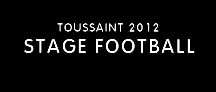 STAGE FOOTJEBALL