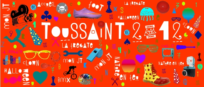 TOUSSAINT 2012 : stages !
