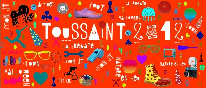 TOUSSAINT 2012 : stages !