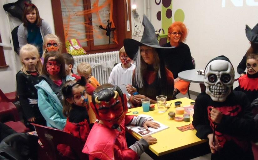 Halloween à la Frégate