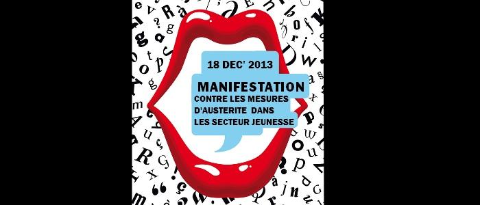 Manif' – Annulation des ateliers 18/12