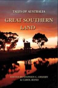 Australian Speculative fiction cover art