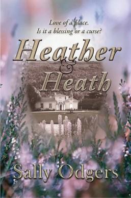 Historical fiction Tasmania Heather and Heath cover art