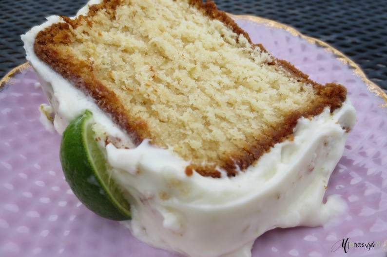#key lime pound cake