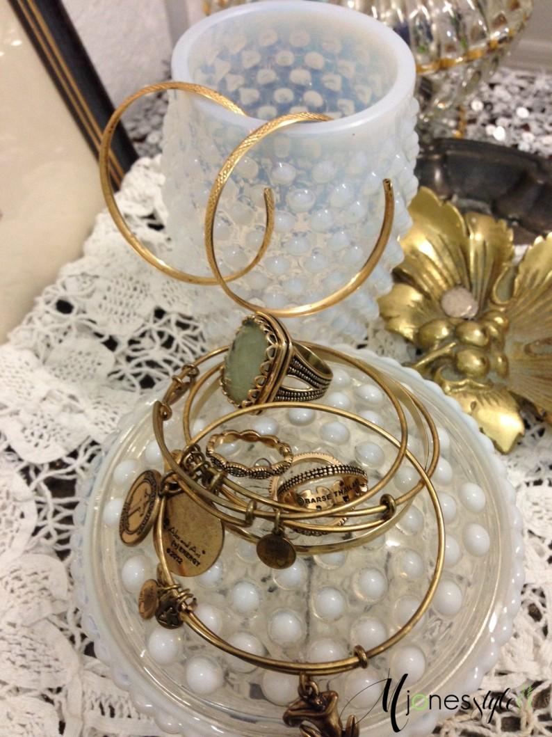 #goldbangles#goldtonejewelry