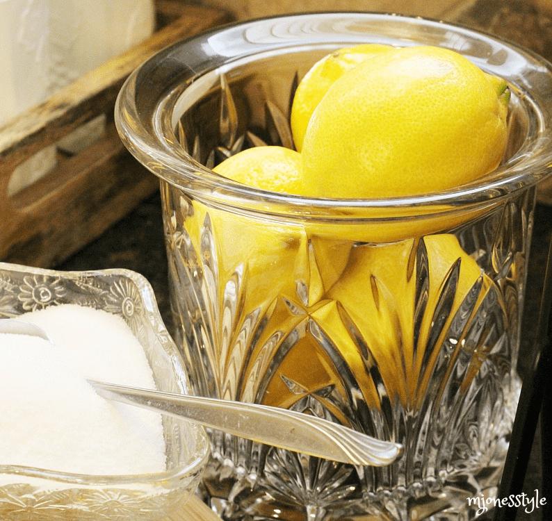 #lemonsincrystal