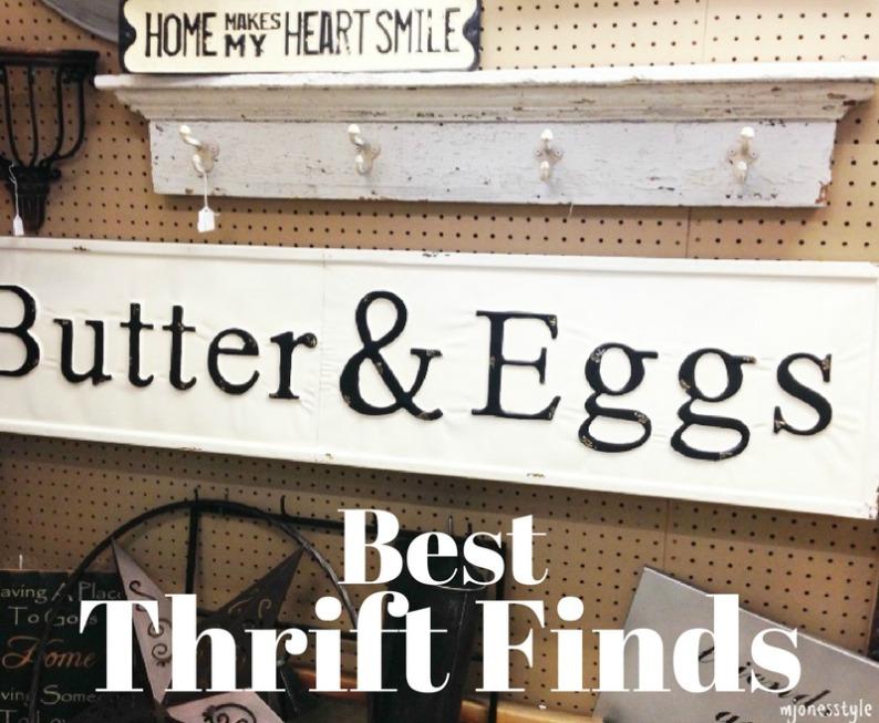 #thriftfinds #butterandeggssign