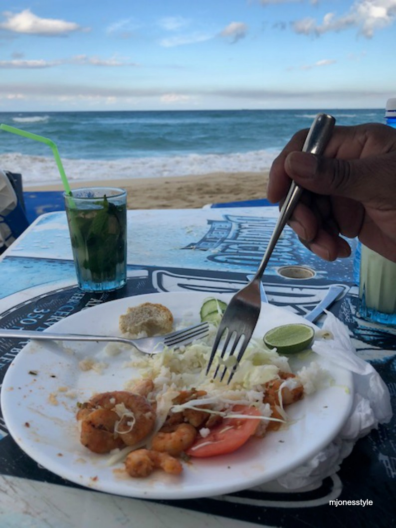 #beach #beachfood #santamariadelmar #cuba #havana