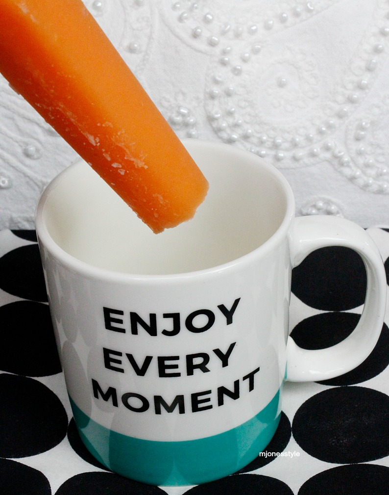 #mjonesstyle #enjoyeverymomentmug #orangefruitbar