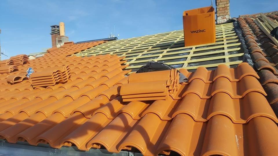 prix d une toiture au m2 en 2019