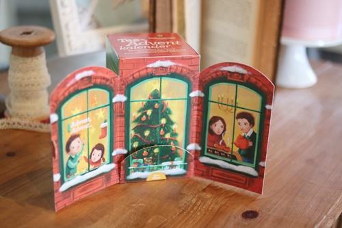 ゾントネアハーブティのクリスマスパッケージ