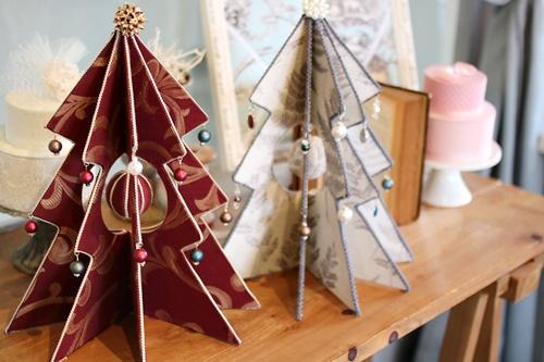 エレガントクリスマスツリー