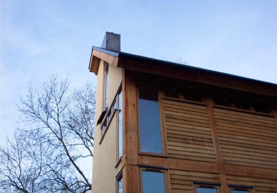 Eco House MJW Architects
