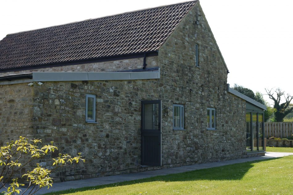The Winged Barn Conversion Frome Somerset MJW Architects