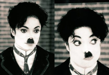 03 Sir Charles Spencer Charlie Chaplin KBE Carlitos Charlot Michael Joseph Jackson MJJ MJ Rei Do Pop King Of Pop