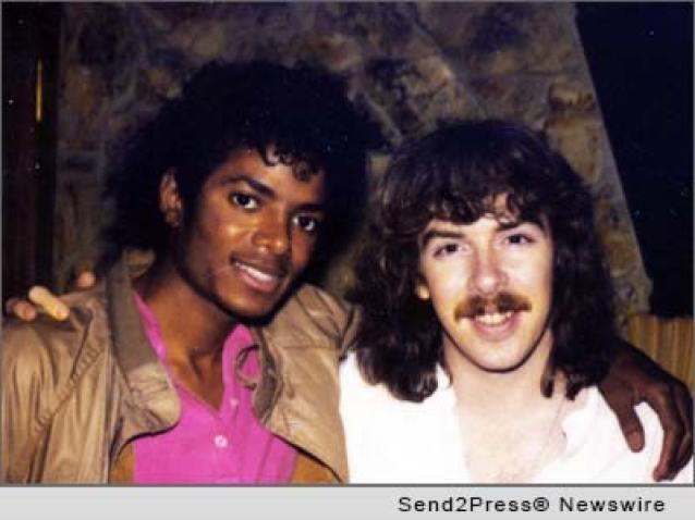 Michael with Matt Forger