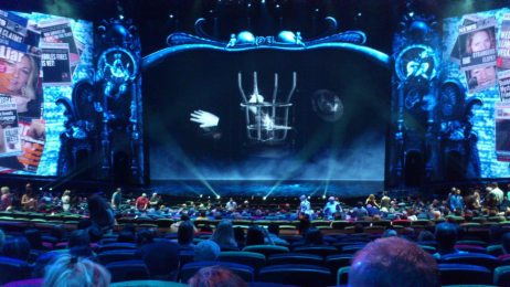 Before the start of 'ONE'