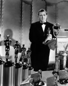 David O. Selznick as he appeared at the 1939 (12th) Academy Awards ceremony.