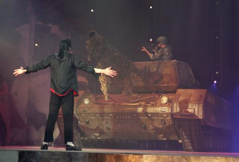Earth Song HIStory tour