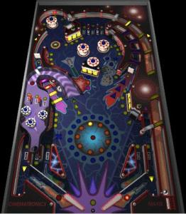 Screenshot of 3D Pinball Space Cadet (c)Microsoft