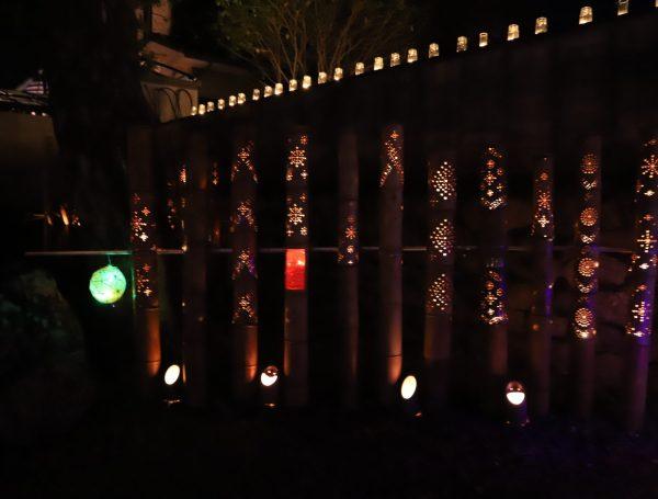 【高知】第7回 国分竹灯り憧憬の路27