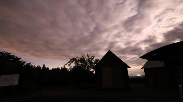 【徳島】塩塚高原キャンプ場